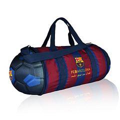 FC Barcelona Soccer Ball Duffle Bag