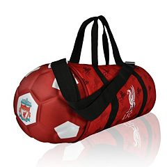 Liverpool FC Soccer Ball Duffle Bag