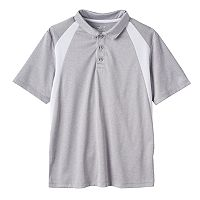 Boys 8-20 ZeroXposur Pieced Performance Polo