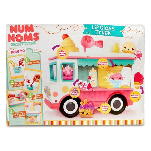 Num Noms Lip Gloss Truck