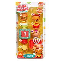 Num Noms Deluxe Pack Series 2 Diner Jumbo Combo