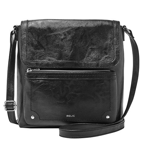 43a72365748c Relic by Fossil Evie Flap Crossbody Bag
