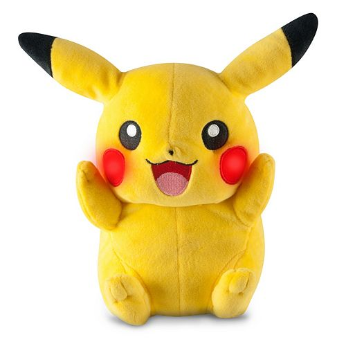 Pokémon My Friend Pikachu Lights & Sounds Plush