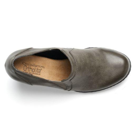 Croft & Barrow® Women's Ortholite Double Gore Ankle Boots