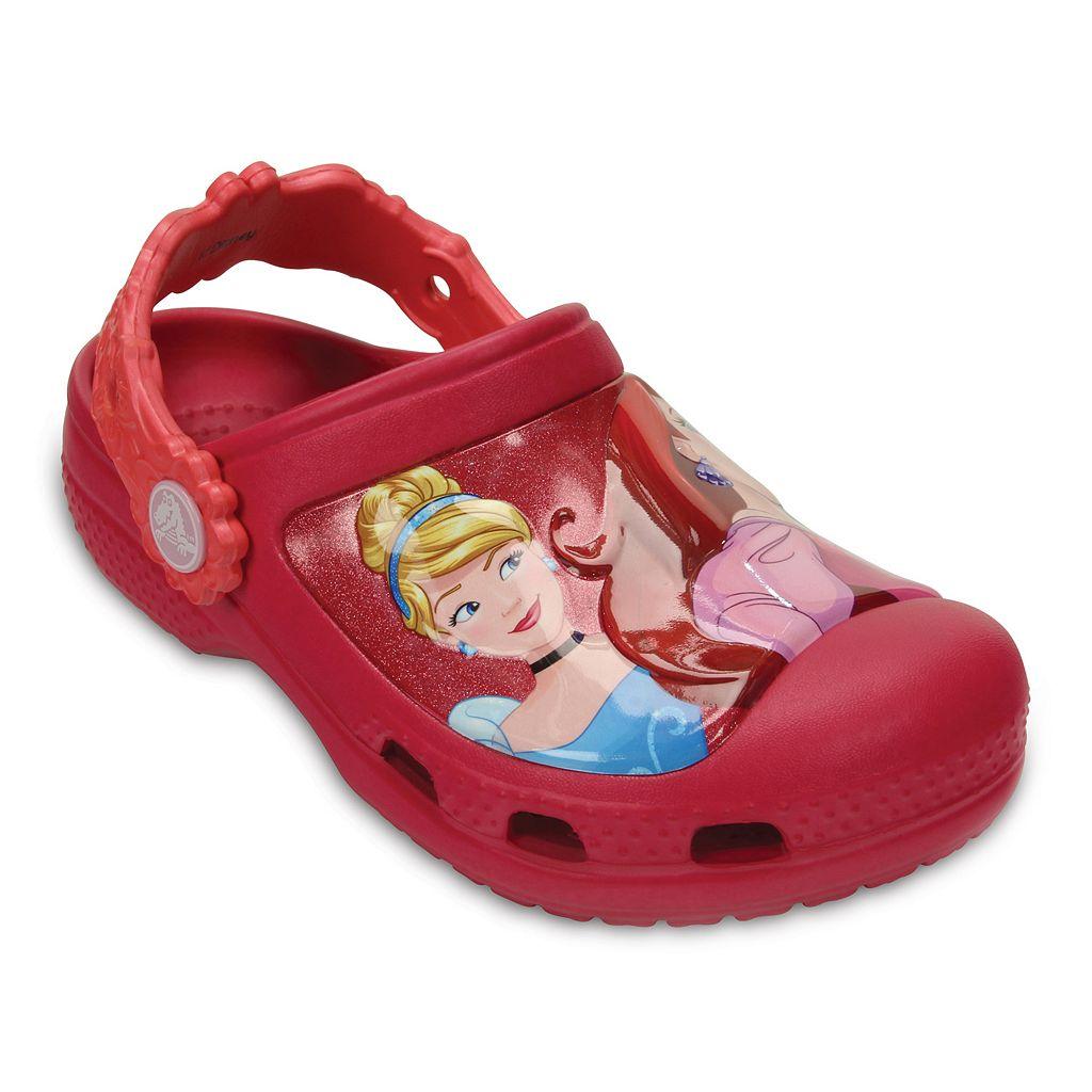 Creative Crocs Disney Princesses Kids' Clogs