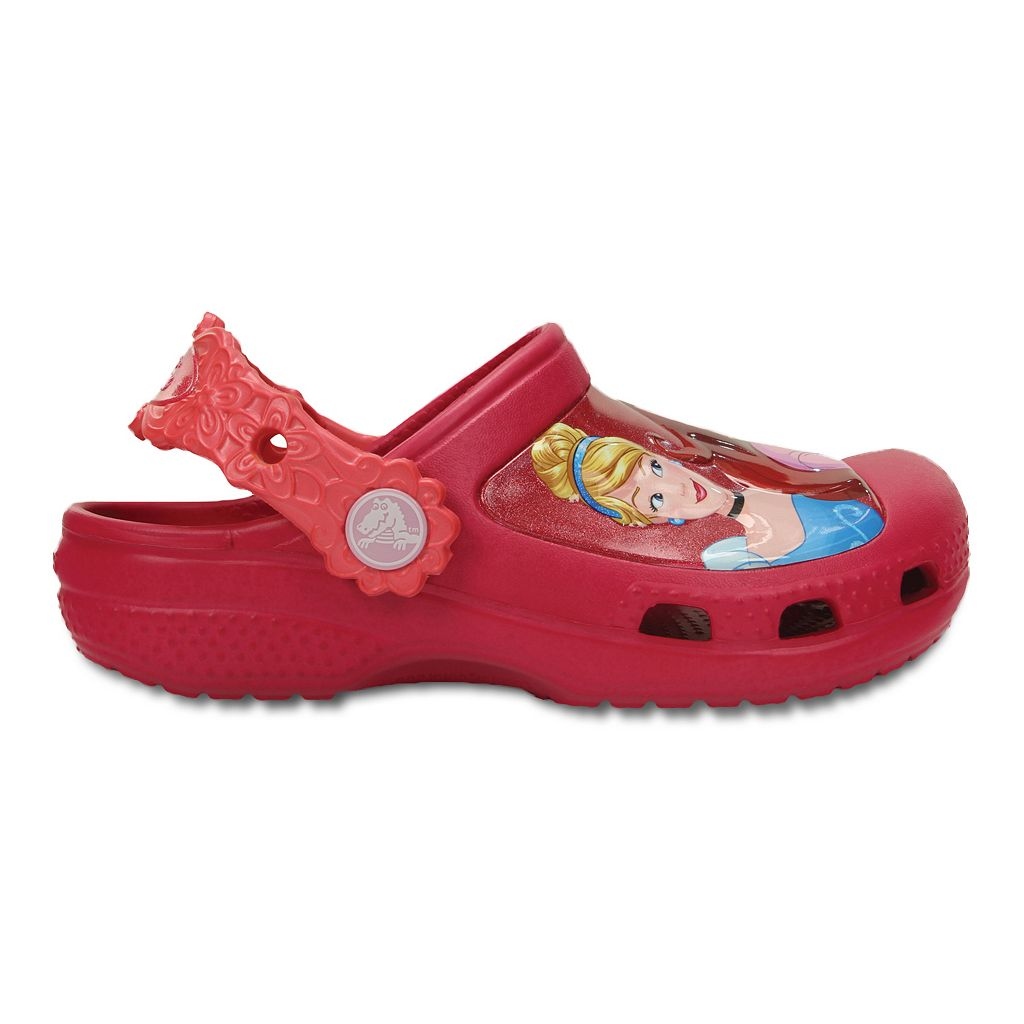 Creative Crocs Disney Princesses Kids' Clogs