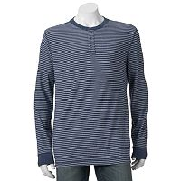 Men's SONOMA Goods for Life™ Slim-Fit Everyday Henley Tee