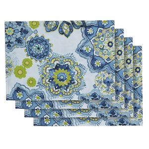 Fiesta La Vida 4-pc. Placemat Set