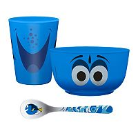 Disney / Pixar Finding Dory 3-pc. Kid's Plate Set by Zak Designs