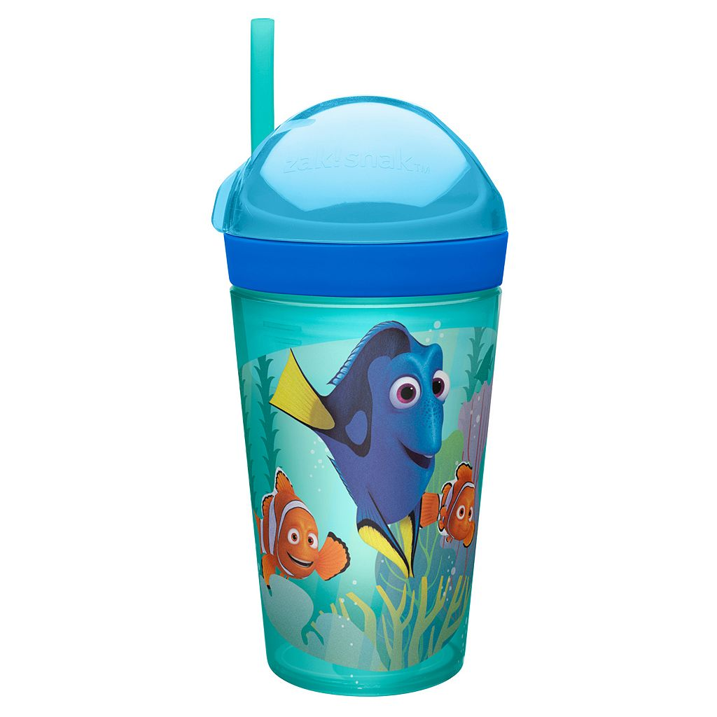 Disney / Pixar Finding Dory 10-oz. Zak!Snak Tumbler by Zak Designs