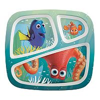 Disney / Pixar Finding Dory Kid's Divided Plate by Zak Designs