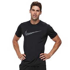 Men's Nike Base Layer Swoosh Tee