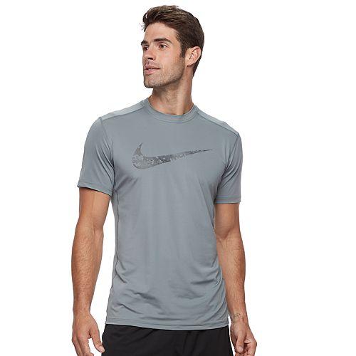 Men's Nike Base Layer Swoosh Tee