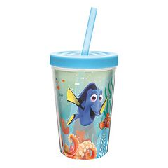 Disney / Pixar Finding Dory 13-oz. Straw Tumbler by Zak Designs