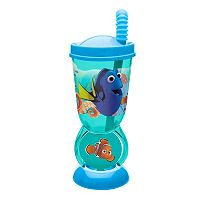 Disney / Pixar Finding Dory 9.4-oz. Spinning Straw Tumbler by Zak Designs