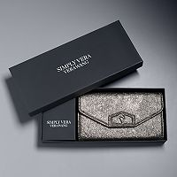 Simply Vera Vera Wang Signature Envelope Wallet