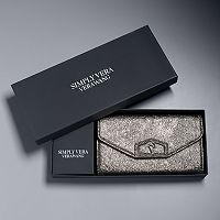 Simply Vera Vera Wang Signature Envelope Wallet