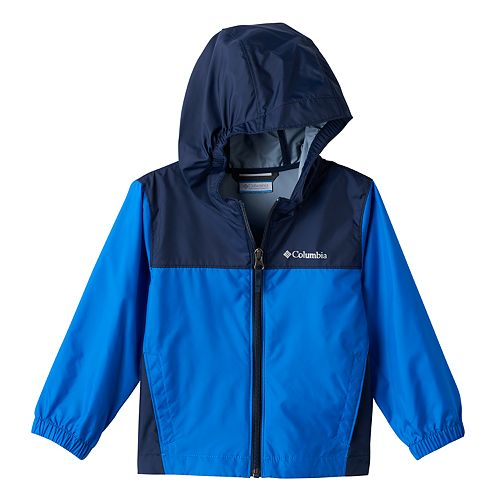 Toddler Boy Columbia Lightweight Rain Jacket