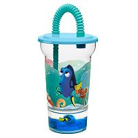 Disney / Pixar Finding Dory 8-oz. Aquaria Straw Tumbler by Zak Designs