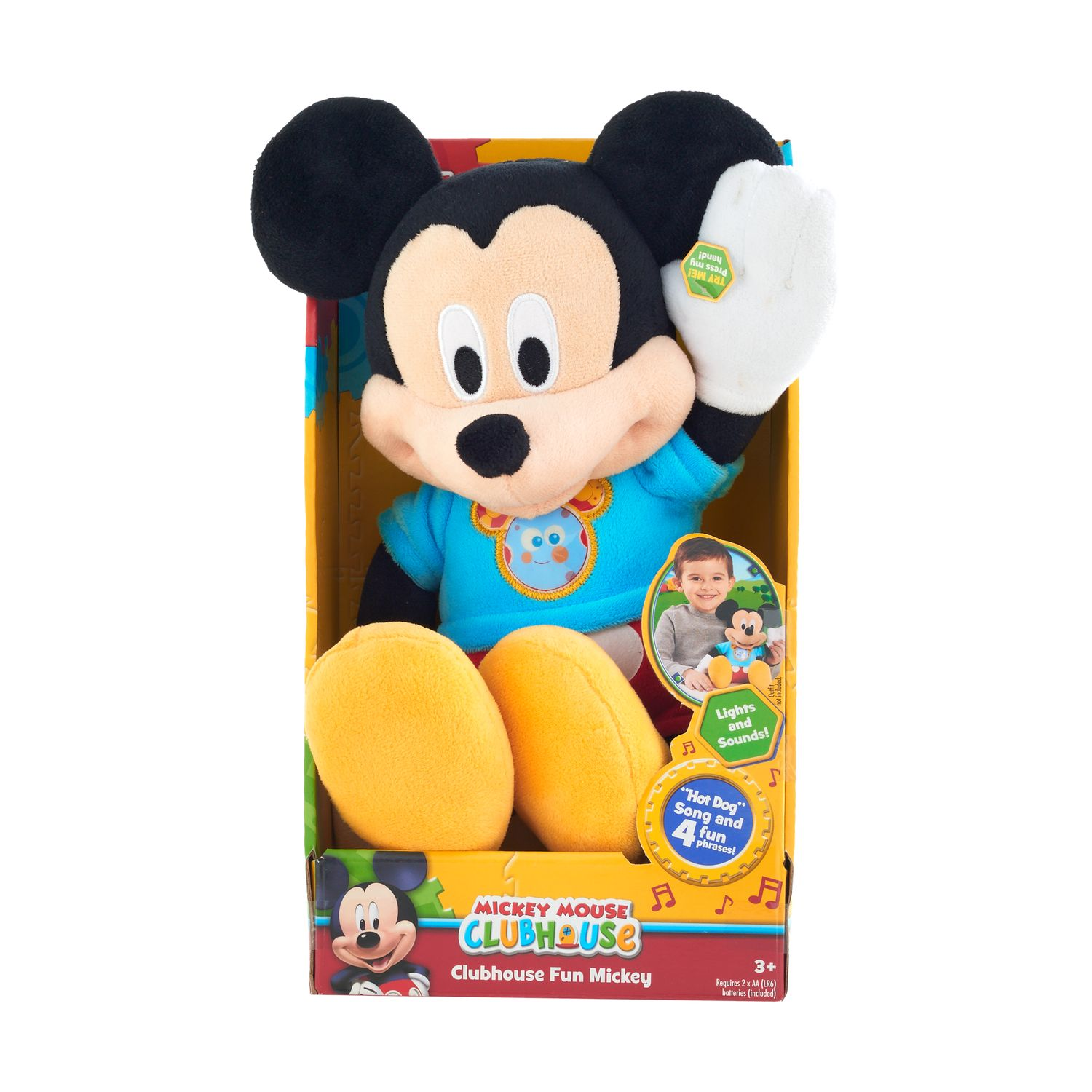 Mickey Mouse Toys : Pete mickey mouse clubhouse plush toy toys model ideas