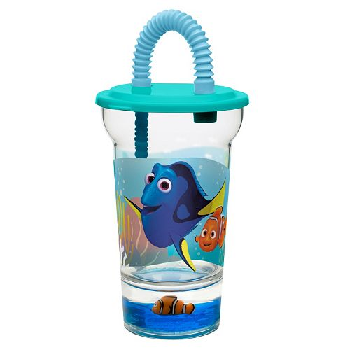 Disney / Pixar Finding Dory Smile 8-oz. Aquaria Straw Tumbler by Zak Designs