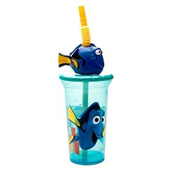 Disney / Pixar Finding Dory 15-oz. Straw Tumbler by Zak Designs