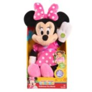 Disney's Mickey Mouse Clubhouse Fun Minnie Plush