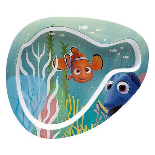 Disney / Pixar Finding Dory Nemo Kid's Plate by Zak Designs