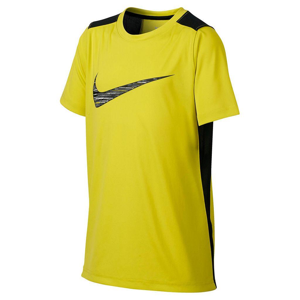 Boys 8-20 Nike Legacy Swoosh Tee