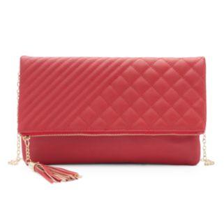 Olivia Miller Larisa Tassel Crossbody Bag