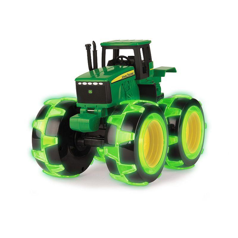 John Deere Lighting Wheels Tractor by Tomy