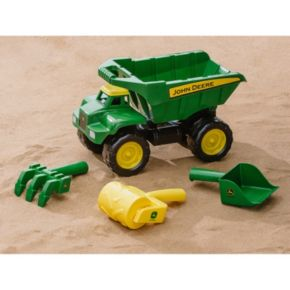 John Deere 15-Inch Big Scoop with Sand Tools by Tomy
