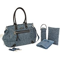 Kalencom Paris Starburst Diaper Bag