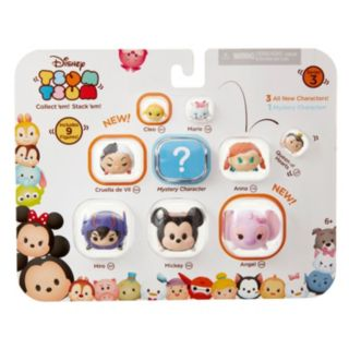 Disney's Tsum Tsum 9-pk. Collector Set Series 3 Style 2