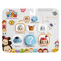 Disney's Tsum Tsum 9 pkCollector Set Series 4 Style 1