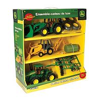 John Deere 8-Inch Deluxe Vehicle Value Set by Tomy