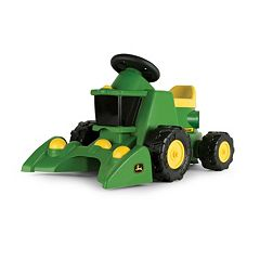 John Deere Pick N Pop Combine by Tomy