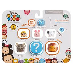 Disney's Tsum Tsum 9 pkCollector Set Series 4 Style 2