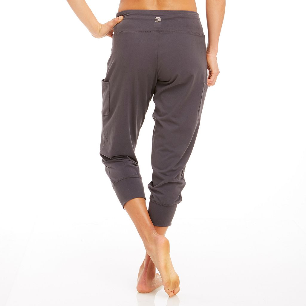 Women's Balance Collection Slouch Jogger Capris