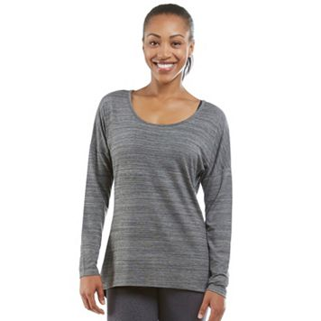 Women's Balance Collection Sparrow High-Low Long Sleeve Tee