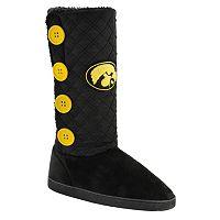 Women's Iowa Hawkeyes Button Boots