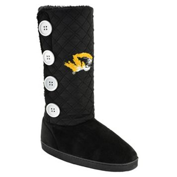 Women's Missouri Tigers Button Boots
