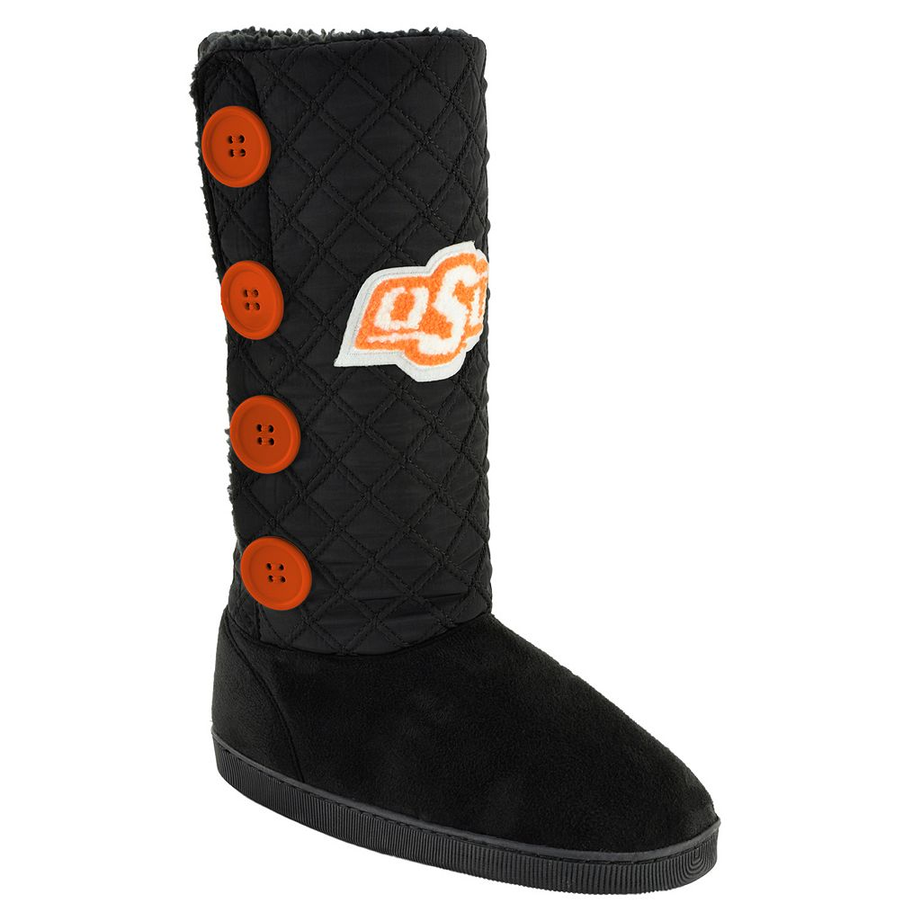 Women's Oklahoma State Cowboys Button Boots