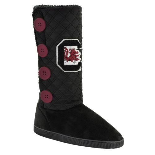 Women's South Carolina Gamecocks Button Boots