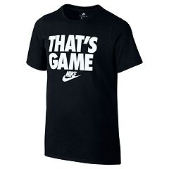Boys 8-20 Nike That's Game Tee