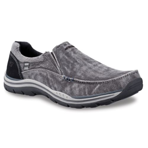 Skechers Expected Avillo ... Relaxed Fit Men's Casual Loafers