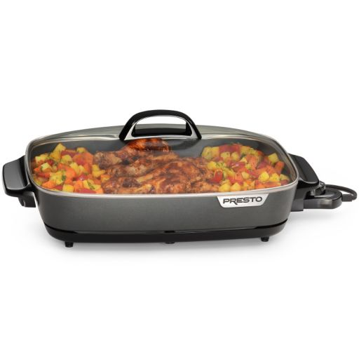 Presto Slimline 16-in. Electric Skillet