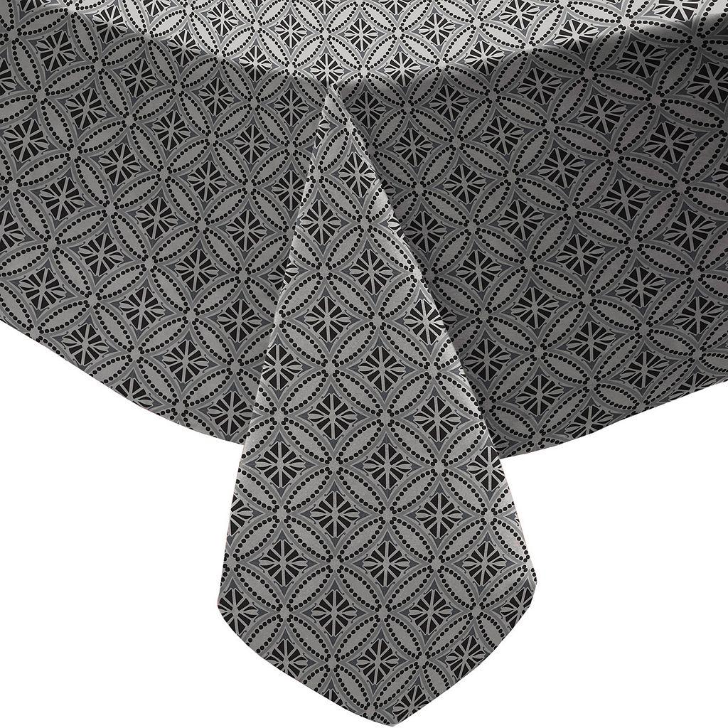 Farberware Medallion Peva Tablecloth