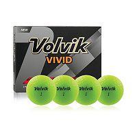 Volvik Vivid 12-Pack Golf Balls
