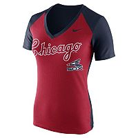 Women's Nike Chicago White Sox Cooperstown Fan Tee